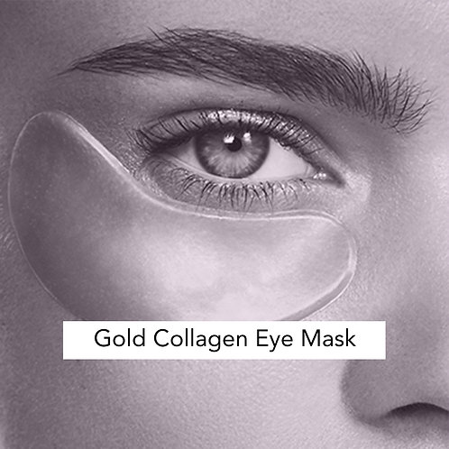 Gold Collagen Eye Mask