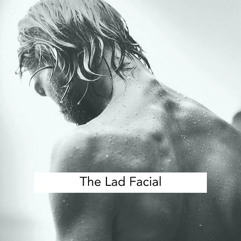 The Lad facial