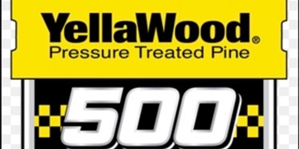 YellaWood 500 NASCAR Race