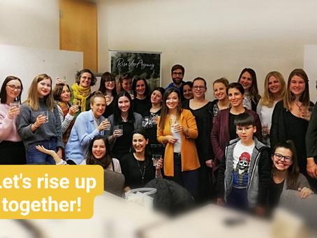 Gastbeitrag: Besuche einen Workshop der Rise Up Agency!