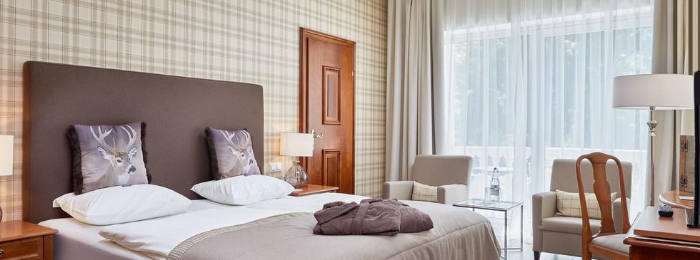Alpenhaus Zimmer