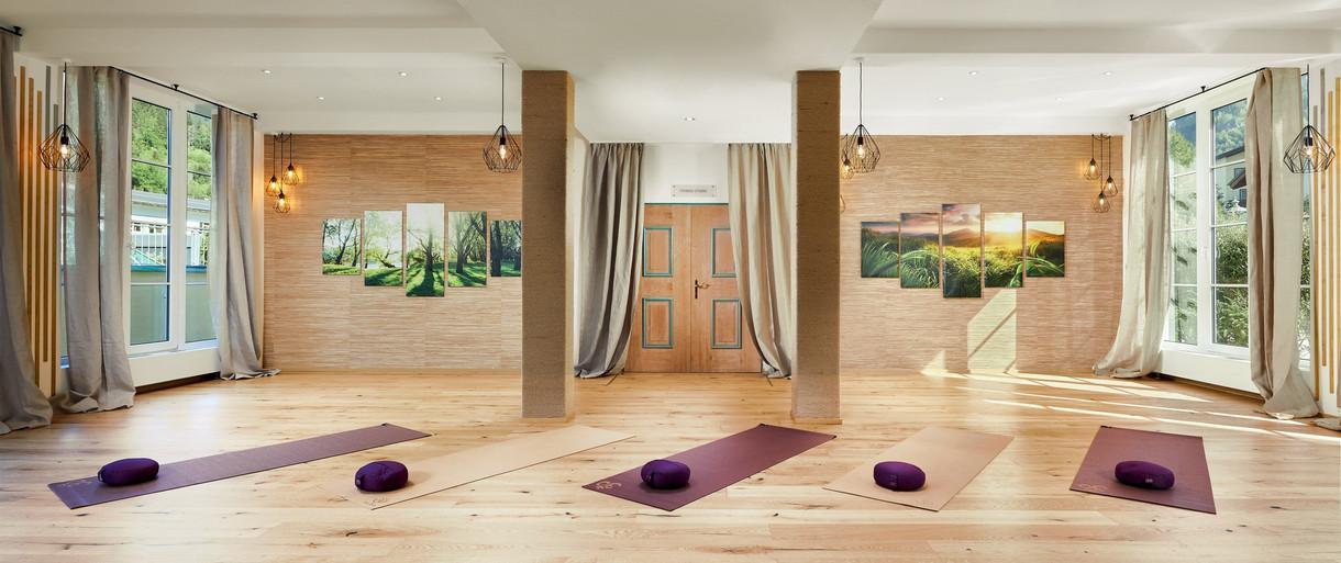 Alpenhaus Yoga Indoor