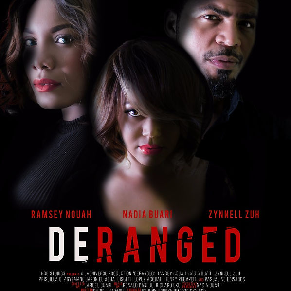 Deranged movie starring Zynnell Zuh