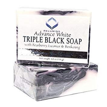 RELUMINS TRIPLE BLACK SOAP