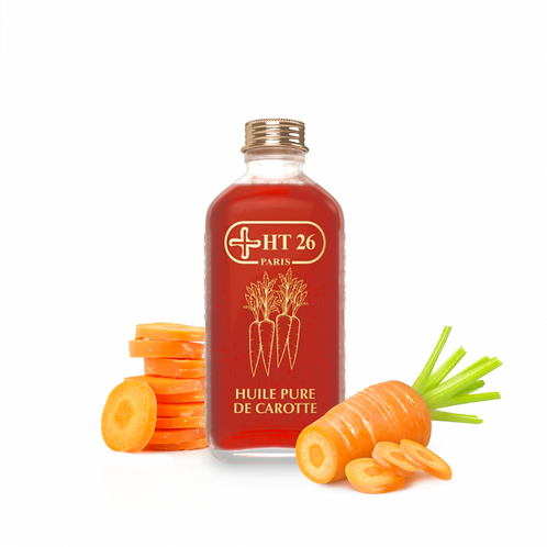 HT26 CARROT OIL