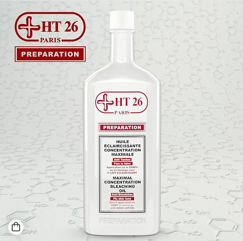 HT26 PREPERATION OIL