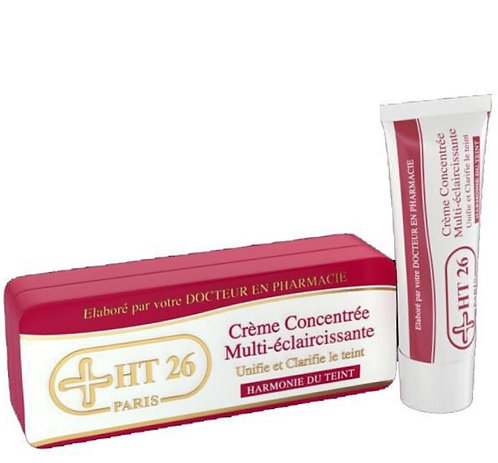 HT26 MULTI-LIGTENING CONCENTRATED CREAM