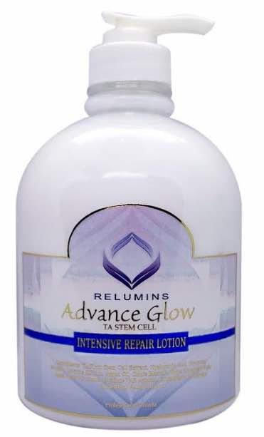 RELUMINS ADVANCE GLOW INTENSIVE REPAIR LOTION