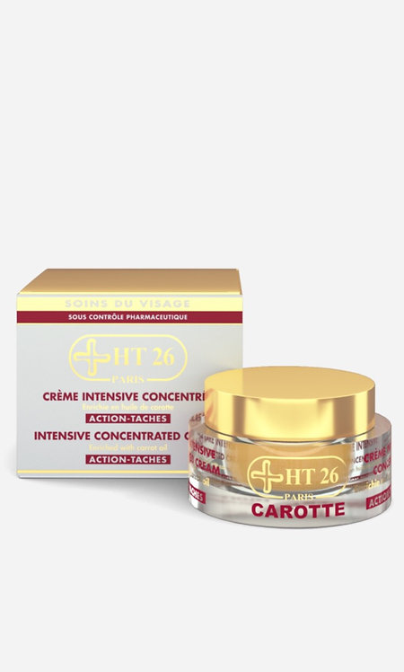 HT26 INTENSIVE CONCENTRATED CREAM ACTION-TACHES
