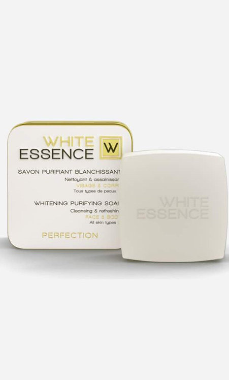 WHITE  ESSENCE PERFECTION PURIFYING SOAP