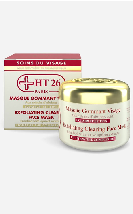 HT26 EXFOLIATING FACE MASK