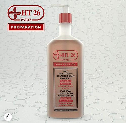 HT26 PREPERARTION CLEANSING GEL