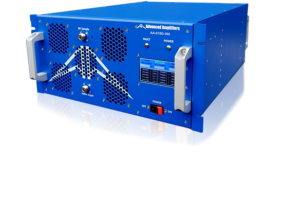 AA-618G-300 Solid State Amplifier