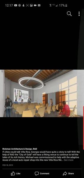 RAD: Facebook VR Welcome Center