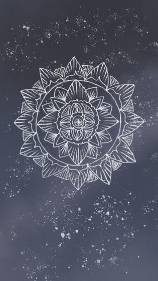 Nighttime Mandala