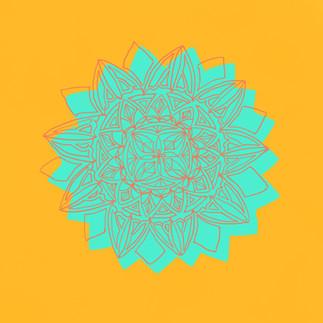 Fiesta Mandala