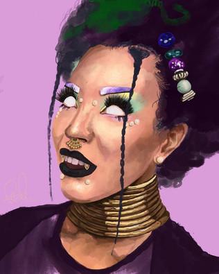 Montanna Spring, Makeup Genius