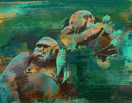 hannahbleak-gorilladrawing-digitalart.jp