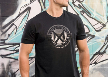 SilencerCo Shirt Maxim Emblem Foil