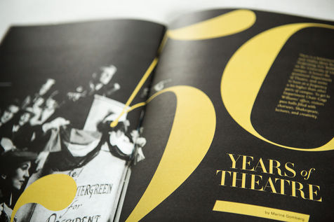 50 Years of Theatre
