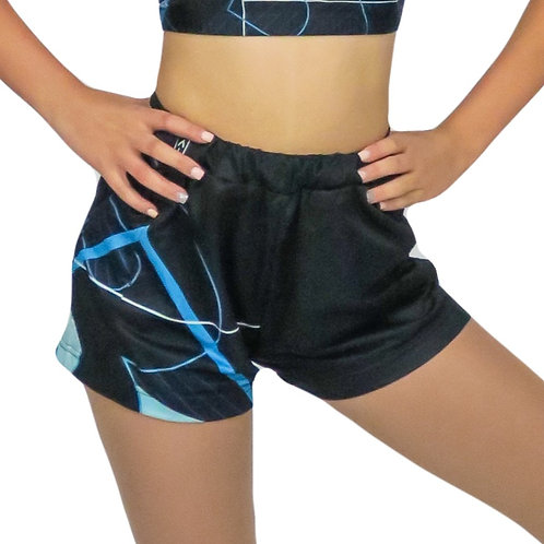 AI Bolt Shorts