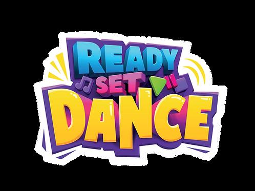 Ready Set Dance - Registration Pack