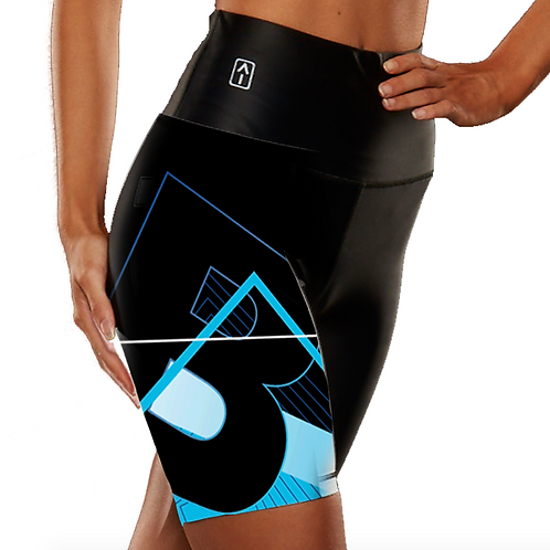 AI Bike Shorts