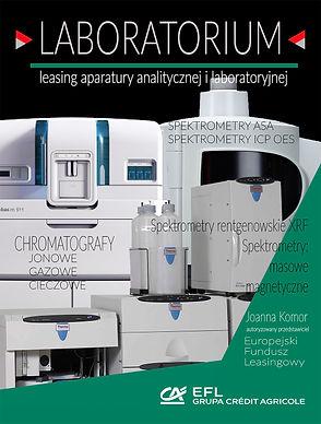 Europejski Fundusz Leasingowy Kraków to najlepsza oferta finansowania wyposażenia i urządzeń dla bramży laboratoryjnej, pomiarowej, instytutów i jednostek naukowych, uczelni wyższych. Finansujemy chromatografy jonowe, chromatografy gazowe, chromatografy cieczowe, spektrometry mas, spektrometry rentgenowskie XRF, aparaty ASA, aparaty ICP OES, spektrometry magnetyczne, skaningowe mikroskopy elektronowe, maszyny testujące i wytrzymałościowe ...