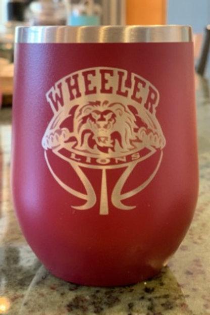Wheeler 12 oz wine tumbler