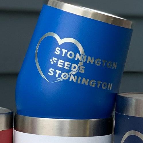 Short Insulated Wine Mug - Stonington Feeds Stonington