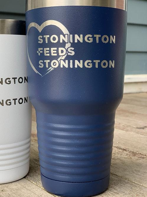 Large Insulated Tumbler - Stonington Feeds Stonington