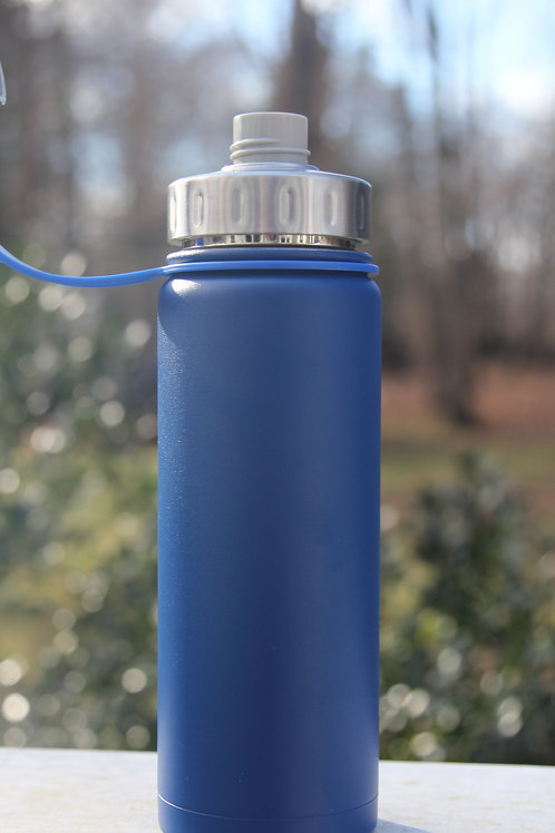 Triple Insulated Wide Mouth Bottle