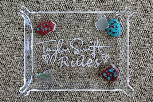 Small Jewelry/Knick-knack Tray