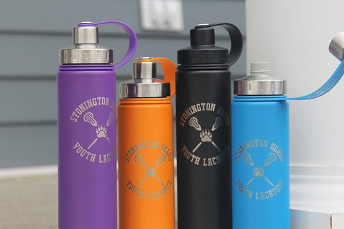 Bears Triple Insulated Wide Mouth Bottle 20 oz