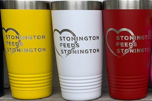 Classic 20 oz Tumbler - Stonington Feeds Stonington