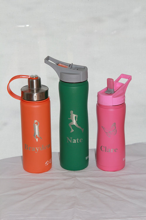 Triple Insulated  Water Bottles