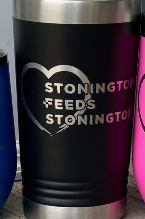 Insulated Pint - Stonington Feeds Stonington