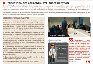 Prévention TMS à la SNCF