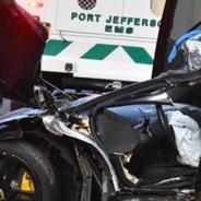 Man Killed in Lamborghini Crash