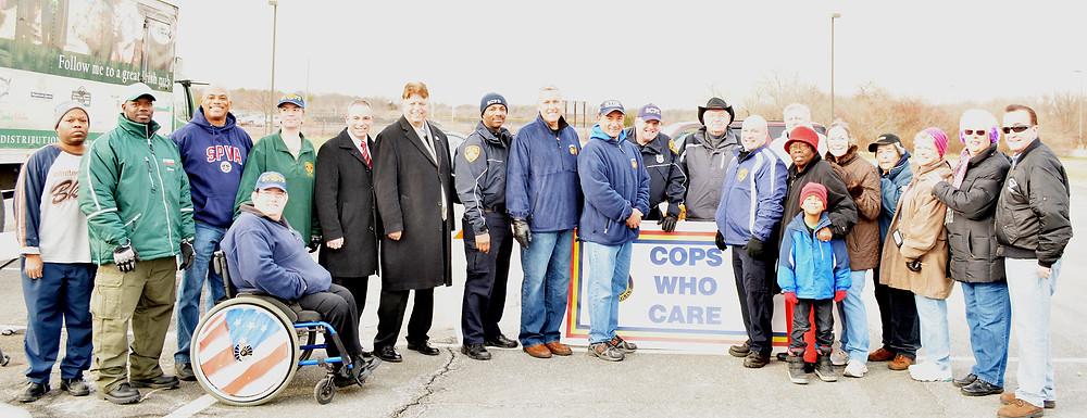 cops who care 2013