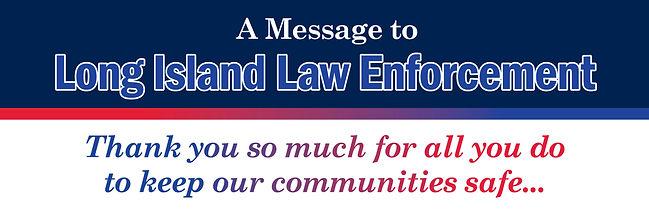 Law Enforcement Appreciation Header (Web