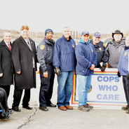 6th Annual Cops Who Care Food Giveaway