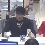 Afternoon Bank Robbery