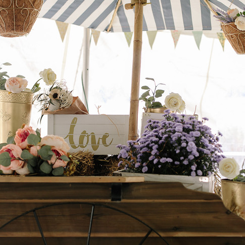 all you need is love and a beutifully designed wedding