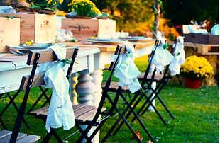 Event styling, design and rentals