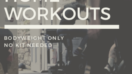NO JOKE BodyWeight Program