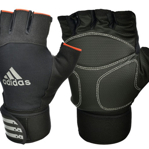 guantes fitness adidas