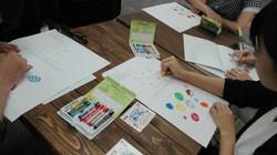 色彩心理体験セミナー