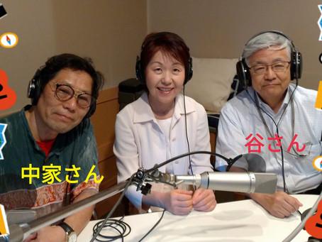 ラジオ大阪の番組で色の話します~(^^♪