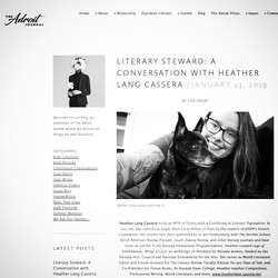 Literary Steward